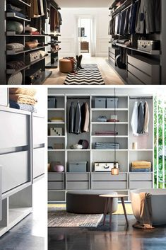 The modular Ben walk-in closet provides the flexibility to create the perfect walk-in closet thanks to its different units and accessories. Its volumes and lines are designed to create new volumes with a contemporary edge.  Available in 3 eco-wood finishes and 21 matt lacquered finishes.