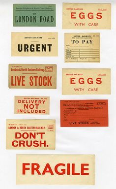british railways ephemera | Flickr - Photo Sharing!