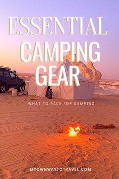Must have camping checklist and essentials   best camping essentials   top camping essentials   camping essentials food   camping essentials amazon   best camping gear   accessories for a camping trip   camping packing list   best camping checklist   necessary things for camping   what not to bring camping #campingessentials #camping #campingchecklist #campinghacks #campinggear #hiking #campingaccessories #myownwaytotravel