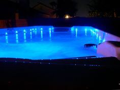 The NEW Endless Pools Swim Spa with LED lights is a perfect way to relax after a long day. Swimming Pool Lights, Swimming Pools, Pool Ideas, Patio Ideas, Yard Ideas, Hot Tub Deck, Small Pools, Luxury Spa, Ways To Relax