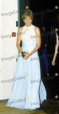 Princess Diana Brit Wheelchair Sports Foundation Banqueting House 05-20-1993 P-015507 Photo by Alpha-Globe Photos