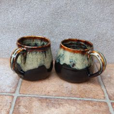 Cuddle mug ..... hand thrown stoneware pottery #FairfieldGrantsWishes