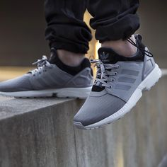 adidas Originals ZX Flux NPS: Grey