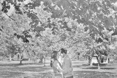 alli + Nick  Fall engagement in Grand Rapids #B&W #Puremichigan #photography #somethingcleverproductionsllc