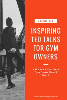 TED talks are a great way to learn something new in a short amount of time. If you're looking for business ideas or inspiration, then these powerful, bite-size talks will do the job. Running a gym usually involves wearing a lot of different hats… Sales, HR, marketing, operations, customer service, and of course… training. Click to learn more.