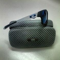oakley jupiter carbon price 2g3l  Oakley Jupiter Carbon sunglasses with blue lenses