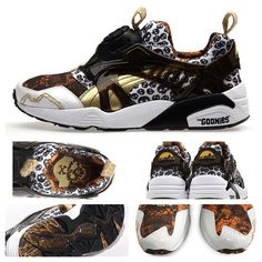 1cd029aeec5 Remember The Goonies. Well check these out - Limited edition PUMA Disc Blaze  Goonies edition