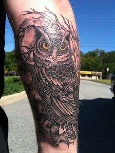 9a89d35d1 30 best Owl Tree And Moon Tattoos images in 2017 | Luna tattoo, Moon ...