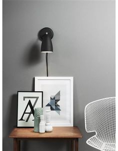 design verlichting scandinavische wandlamp wandlamp led 3w wit zwart grijs chroom lichtarmaturen nexus 10