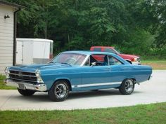 1967 Ford Fairlane Coupe