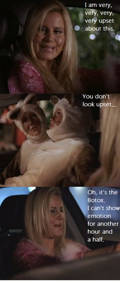 Botox... from A Cinderella Story