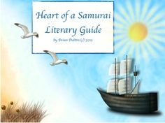 In honor of a visiting Author in April, Margi Preus, Wake Up Sunshine is bringing her epic Historical Fiction novel, The Heart of a Samurai to life. This engaging, thought-provoking, and affordable literary guide is filled to the brim with creative ideas to motivate and encourage your students or child and improve their reading comprehension ability