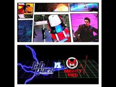 Lab Rats vs. Mighty Med | Comic Panel Tease - YouTube