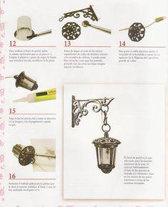 TUTORIALES - Marisol Perez - Picasa Webalbums - carriage lamp