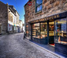 Fore Street, St Ives, Cornwall