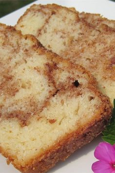 Cinnamon Swirl Bread Recipe Cinnamon Swirl Bread Recipe Susi Sonne lisariebau Essen Cinnamon Swirl Bread GREAT RECIPE I make this all the time nbsp hellip loaf Food Cakes, Köstliche Desserts, Dessert Recipes, Pudding Recipes, Breakfast And Brunch, Breakfast Bread Recipes, Quick Bread Recipes, Easy Baking Recipes, Easy Bread