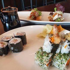 Signature Dish Tuna Tataki at Sukiyaki House #sushiporn #sushi #tataki #tuna #travel #foodie #sushibar by foodnwineguy