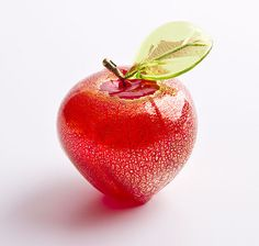 Murano Glass Apple, Decorative Glass, Home Furnishings - The Museum Shop of The Art Institute of Chicago