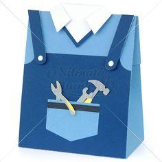 Mechanist Uniform Box – Nilmara Quintela Paper Designer