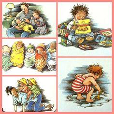 Pen Pals & Picture Books: Marla Frazee draws...BABIES!!