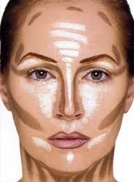 yüz hatlarını belirginleştirmek için ile ilgili görsel sonucu