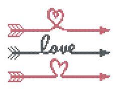 Brilliant Cross Stitch Embroidery Tips Ideas. Mesmerizing Cross Stitch Embroidery Tips Ideas. Cross Stitch Quotes, Cross Stitch Bookmarks, Cross Stitch Heart, Simple Cross Stitch, Easy Cross Stitch Patterns, Loom Patterns, Cross Stitch Designs, Cross Stitching, Cross Stitch Embroidery
