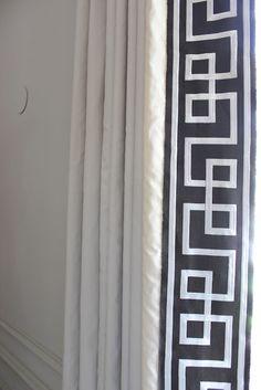 design indulgence...Schumacher trim @Mary McDonald for @Schumacher — Fabric Wallcovering Trimming Furnishing