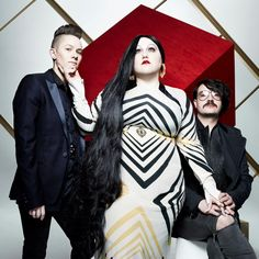 Love the dress . . .Beth Ditto