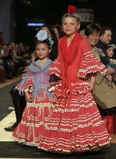 pasarela flamenca jerez 2015 - Buscar con Google Flamenco Dancers, Grandchildren, Kids And Parenting, Bohemian Style, Ruffles, Harajuku, Plus Size, Costumes, Princess