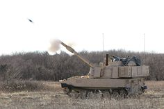 The Army's Paladin howitzers could get their first major upgrade in years