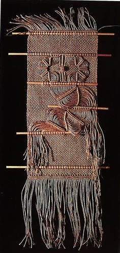 From The Macrame Book by Helene Bress.