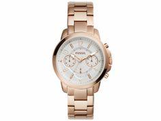 Fossil Gwynn ES4035 Reloj para Dama Color Oro Rosado-Liverpool es parte de MI vida                                                                                                                                                                                 Más
