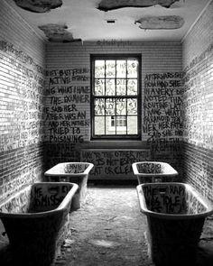 Abandoned Asylum - Manteno State Hospital, Illinois