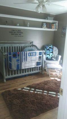 Charlie's Star Wars Nursery