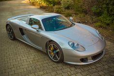 2004 Porsche Carrera GT - Silverstone Auctions