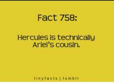 Greek mythology fact