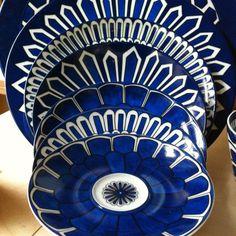 Hermes Plates. I love!