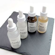 In-depth scientific review of Lactic Acid 10% + HA 2% and Advanced Retinoid 2% treatment serums from budget-friendly skincare brand The Ordinary by Deciem.