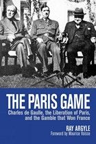 The Liberation of Paris happened 70 years ago yesterday. Ray Argyle, author of #TheParisGame guest blogs for us about what that meant for #WWII. #history