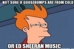 Funny Ed Sheeran Memes - Best Ed Sheeran Photos - Seventeen