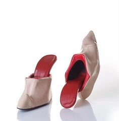 Tongue by Kobi Levi, 2005 #Shoes #Tongue #Kobi_Levy