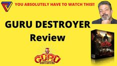 Guru Destroyer Review - Traffic Included. Watch This Here Make Real Money Online, Extra Money, Affiliate Marketing, Work Hard, Online Business, Watch, Clock, Working Hard, Bracelet Watch