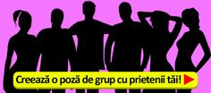 Create a group photo with your friends!me
