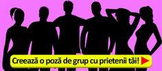 Creează o poză de grup cu prietenii tăi! - ro.cooltest.me