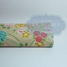 Tissu Japonais floral.