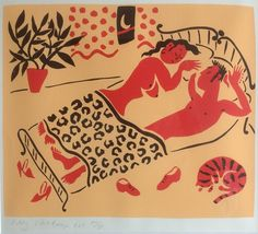 Stencilprint, Sleeping together