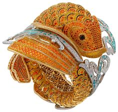 INSPIRED BY NATURE AND BY THE HAND OF MANKIND — ufansius: Van Cleef &…