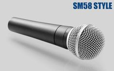 Best Price SM Classic 58 57 Traditional Wired Handheld Vocal Karaoke Singing Sm58lc Dynamic Microphone