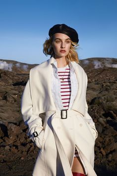 Trench Warfare  - HarpersBAZAAR.com