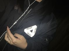palace skateboards 3M thinsulate bomber